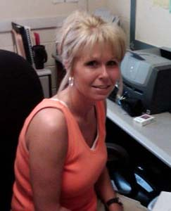 Tammy Gates- Administrative Assistant/ District Court Fines