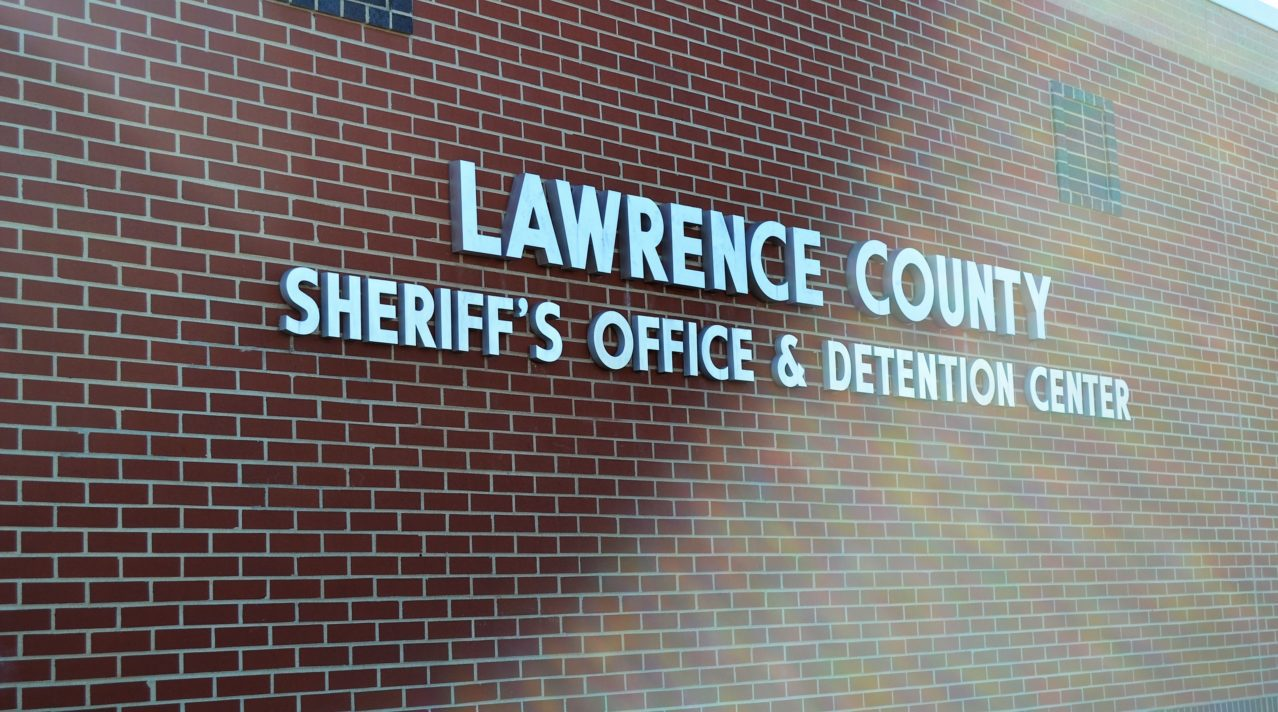 2018 News   Lawrence County Sheriff's Office